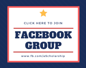 Scholarship Facebook Group