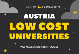 Low-tuition fees universities in Austria - Study in Austria