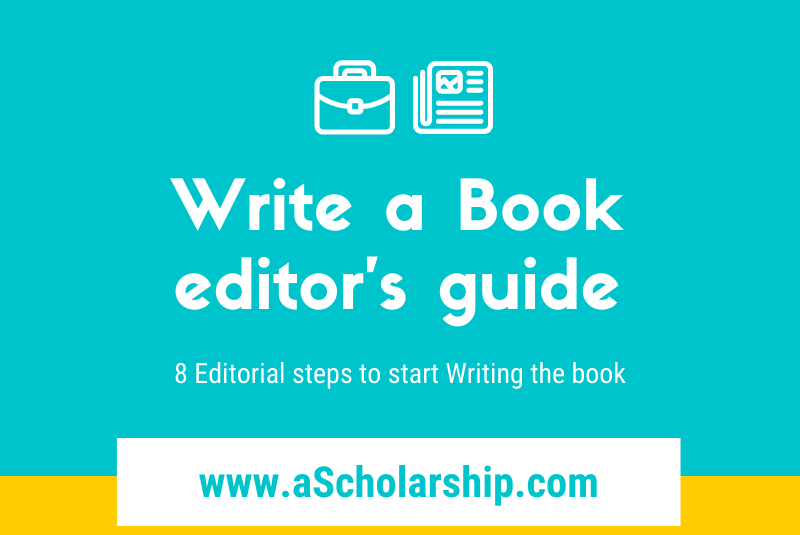 Editors Guide to Write a Book