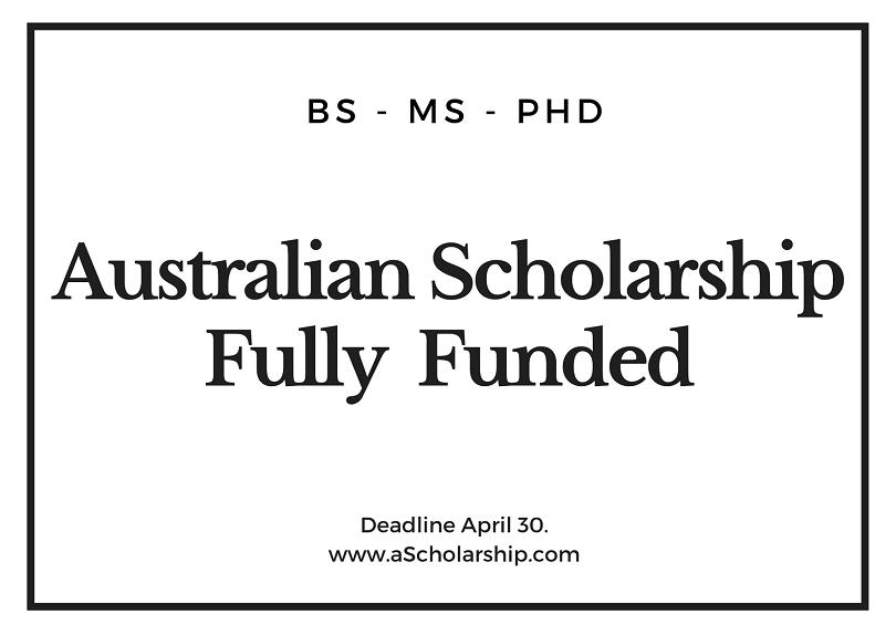 Australian Awards Scholarship (AAS Scholarship) 2021 | A ...