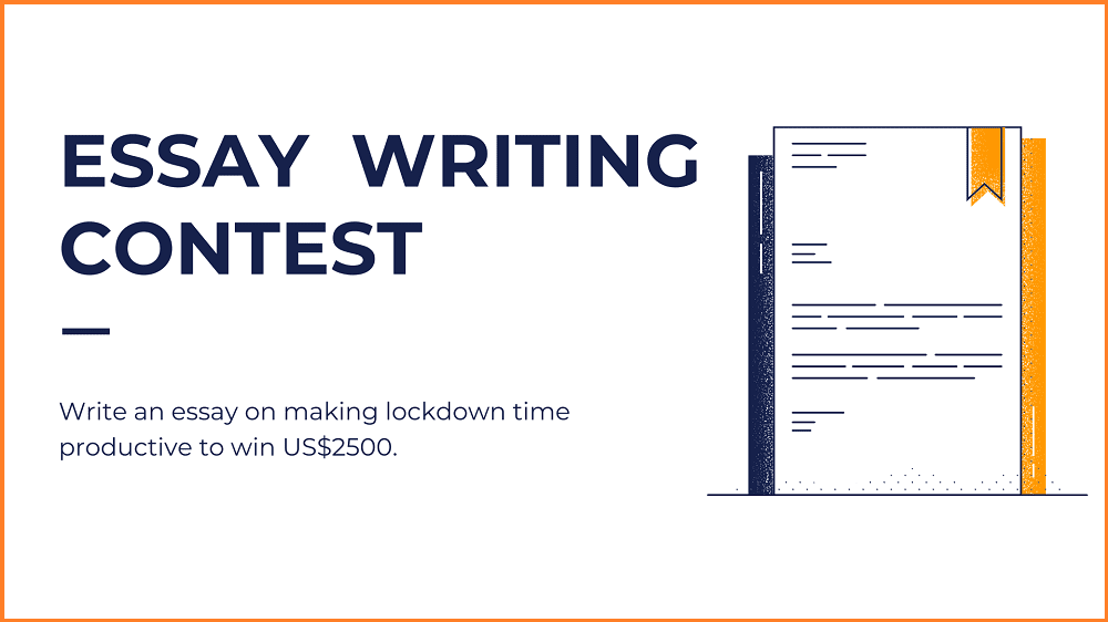 Lock-down Easy Writing Contest