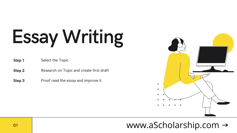 Essay Writing 9 Easy Steps of Writing an Essay