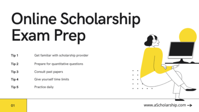 Online Scholarship Exam Prep (Top 5 Tips) - How to Prepare for Online Scholarship Exam