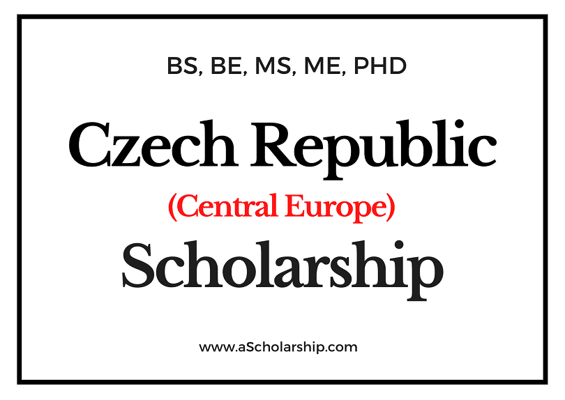 10 Czech Republic Scholarships Scholarships LIST offered by CZECH Republic for Students