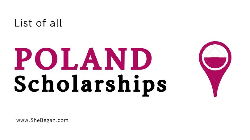 Poland Scholarships List of Polish Scholarships for International Students