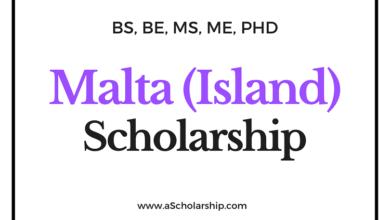 Scholarships in Malta (European Island) Maltese Scholarships for [BS-MS-PhD]