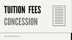 Application for Tuition Fee Concession Written to the Dean of College or University - Format, Samples, Templates and Examples