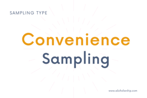 Convenience Sampling Definition Why and How to Convenience Sample - Advantages, Disadvantages of Convenience Sampling