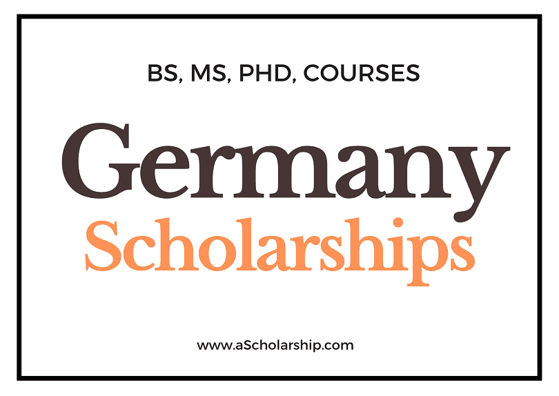 German Scholarships List of Highly Paid Germany Scholarships for Students, Professionals and Researchers