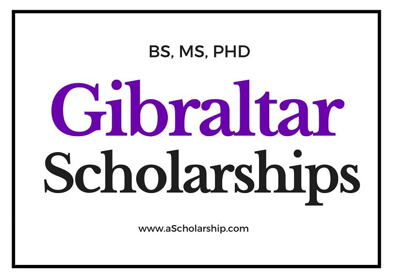 Gibraltar Scholarships - List of Scholarships in Britian Gibraltar