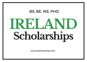 List of Scholarships in Ireland