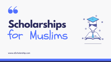List of Scholarships for Muslims