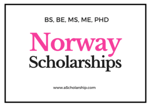 Norway Scholarships List of all Scholarships in Norway for Students