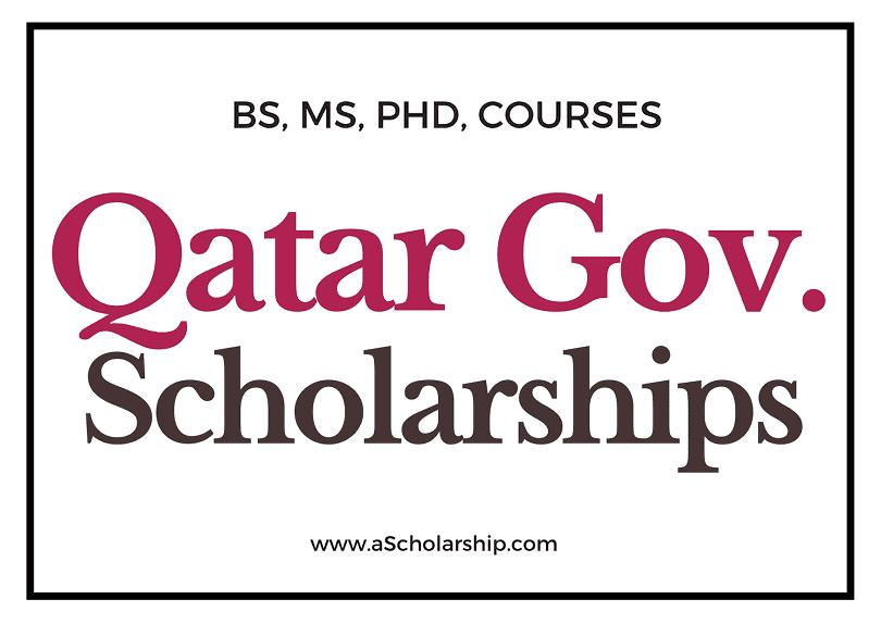Scholarships in Qatar Qatar University and Qatar Government Scholarships for Students