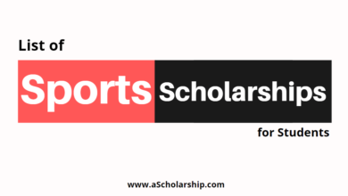 List of Top 10 Scholarships for Sports