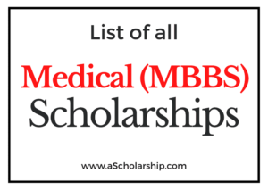 Medical Degree Scholarships List of MBBS and Medical Programs Scholarships Abroad