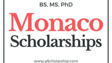 Monaco Scholarships List of all Scholarships in Monaco for Students
