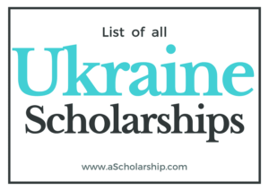 Ukraine Scholarships - Study in Ukraine Absolutely Free!