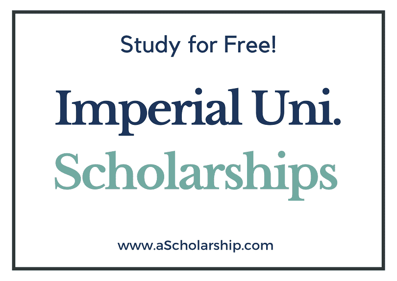 Imperial University scholarships 2022-2023 Submit Application