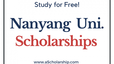 Nanyang Technological University scholarships 2022-2023 Submit Application