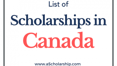 Scholarships in Canada 2021 Submit Application Now!
