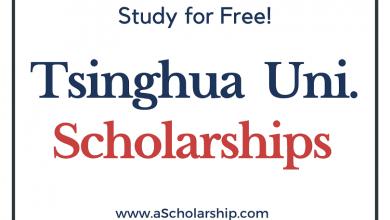 Tsinghua University scholarships 2022-2023 Submit Application