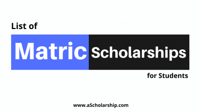 Matric Scholarships 2022-2023 Apply & Win a Scholarship Today!