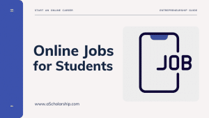 Online Jobs for Students Start Online Career by Working from Home