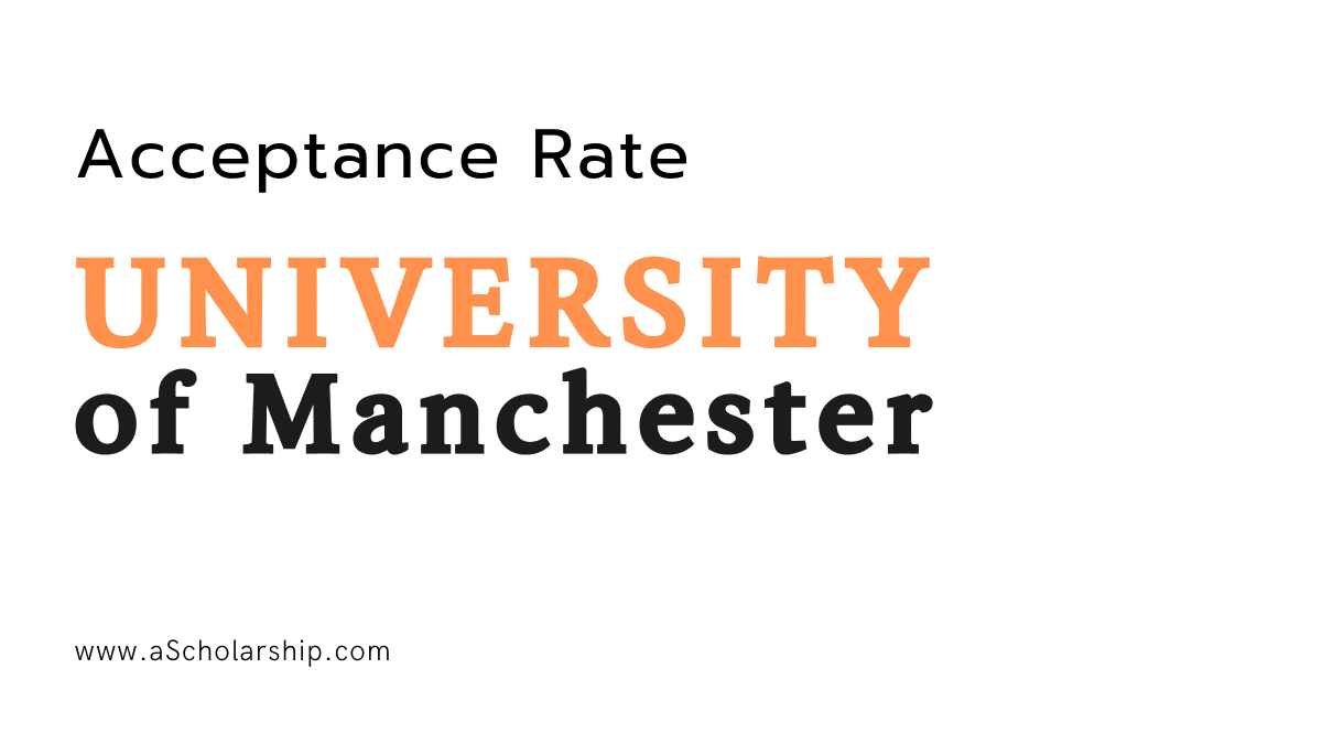 University of Manchester Acceptance Rate, Admission Criteria, Scholarships & Application Process