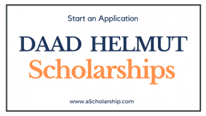 DAAD Helmut Scholarships 2022-2023 Win a German Scholarship to Study for Free in Germany
