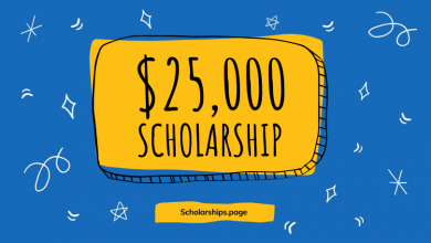 Fully Funded Scholarships 2022 Call for Applications